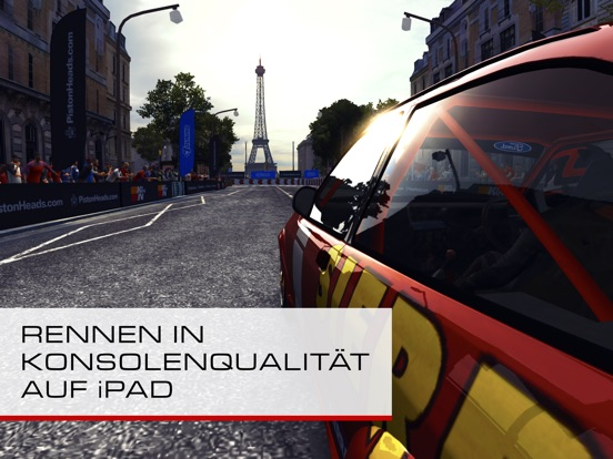 GRID™ Autosport iOS Screenshots