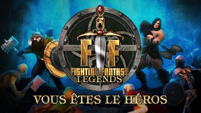 Screenshot #1 pour Fighting Fantasy Legends