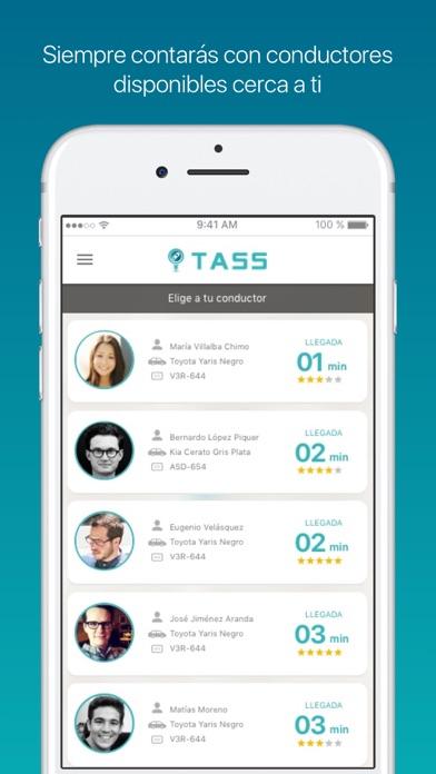 TASS screenshot 3