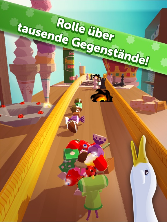 Screenshot 1 AMAZING KATAMARI DAMACY