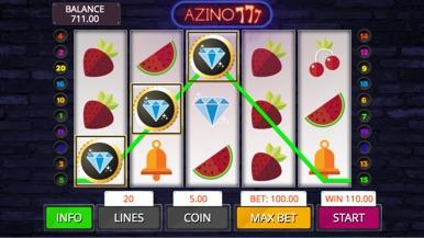 какие игры в азино777