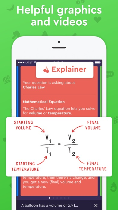 Socratic Math & Homework Help screenshot 4
