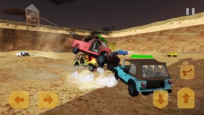 4x4 Real Extreme Derby Crash Скриншоты4