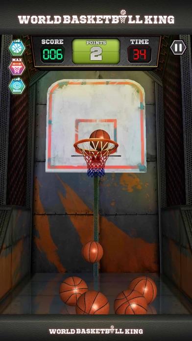 мировой баскетбольный король Скриншоты3