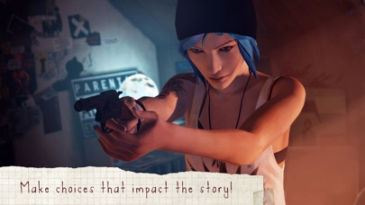 Life Is Strange Screenshots