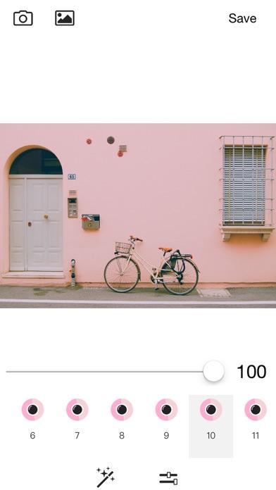 아이린 - 최고의 여행 사진 전문 필터 앱스토어 스크린샷