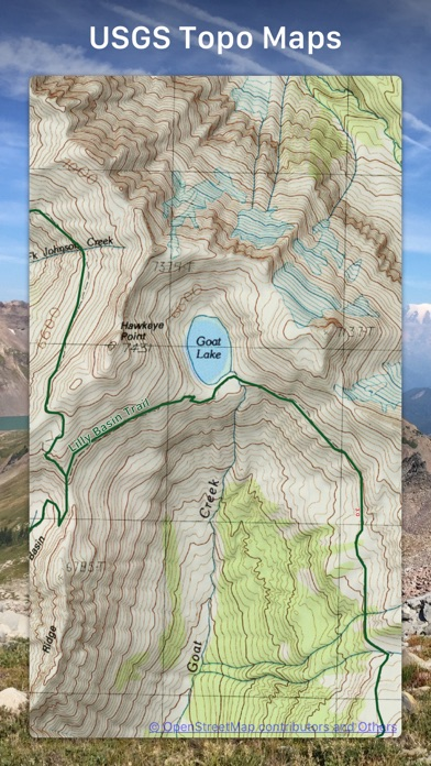 Topo Maps on the App Store