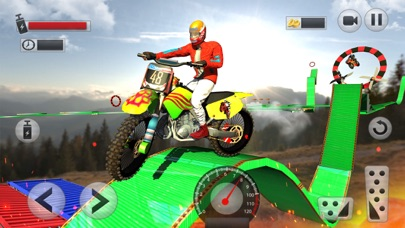 Bike Stunts Impossible Tracks Rider screenshot