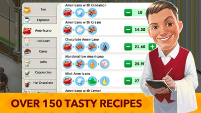 download My Cafe: Recipes & Stories appstore review
