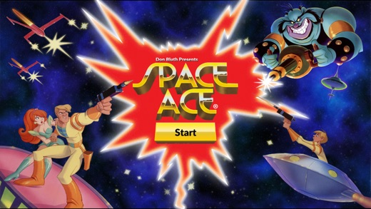 Space Ace Screenshots
