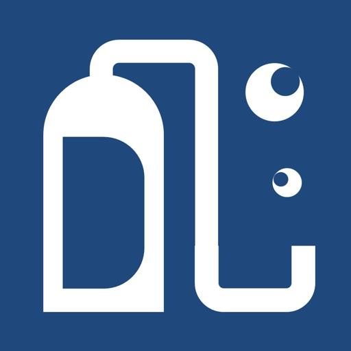 DivingLog app icon图