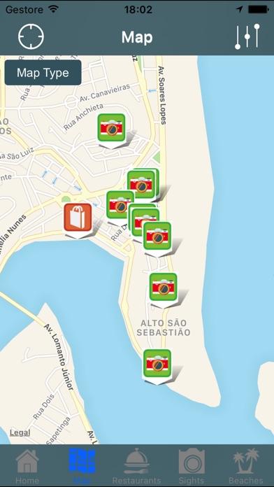 Screenshots for Ilhéus for iOS