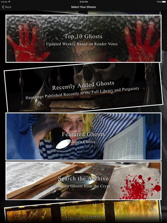 Screenshot #2 for Joe Kwon's True Ghost Stories