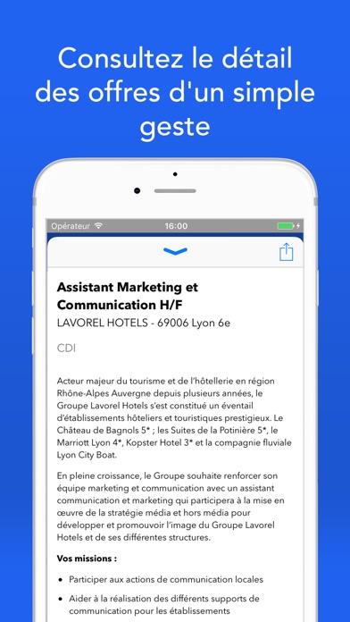 download Indeed: Recherche d'Emploi apps 3