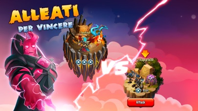 Screenshot of Monster Legends4