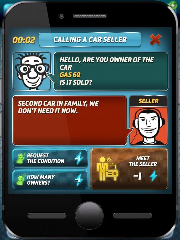 Car Dealer Simulator Games