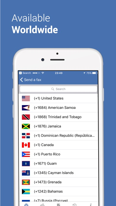 download Fax app - Send Fax for iPhone appstore review