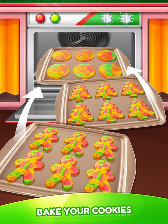 Making Cookies From Cake Mix Games