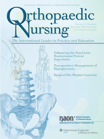 Orthopaedic Nursing screenshot 1