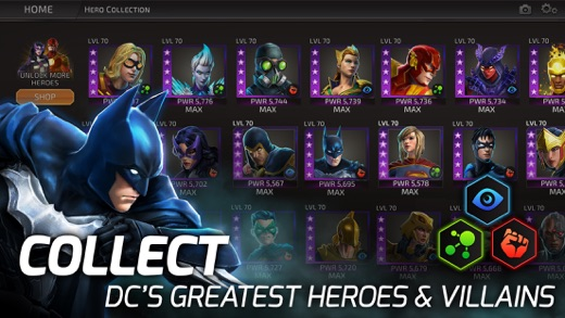DC Legends Screenshots