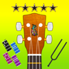 Ukulele Tuner Pro - Tune with precision and ease! Icon