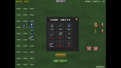 Screenshot #2 pour 8bitWar: Netherworld
