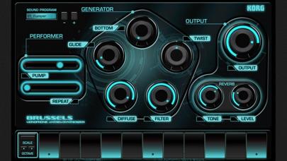 KORG Gadget screenshot1