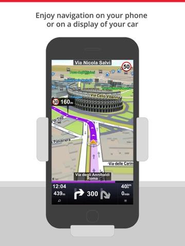 Car Navigation: GPS & Maps screenshot 2