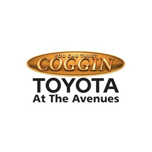 ... Coggin Toyota At The Avenues IOS App ...