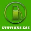 Stations E85
