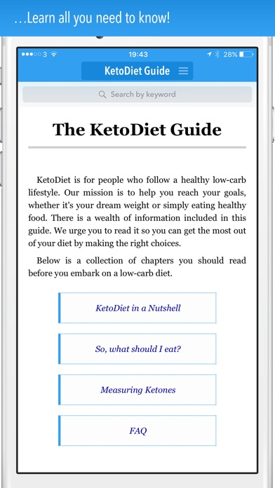 download KetoDiet apps 1