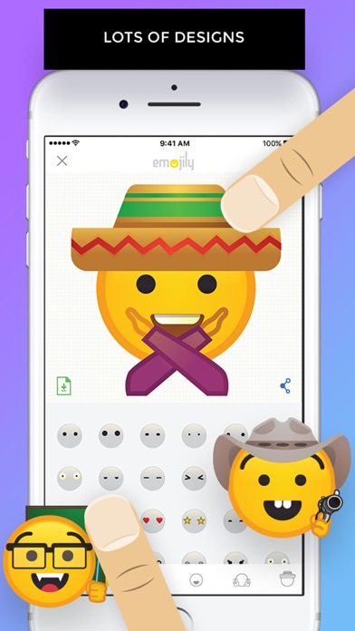 download Emojily - Create Your Emoji appstore review