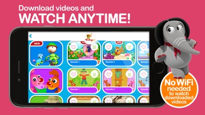 download BabyTV Video: Kids TV & Songs appstore review