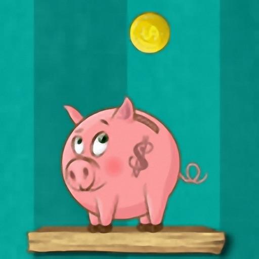 呆萌小猪罐 - 超耐玩休闲益智游戏