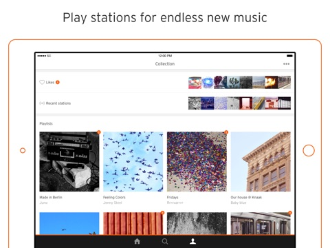 SoundCloud - Music & Audio screenshot 1