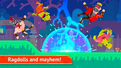 download Bowmasters - Multiplayer Game apps 0
