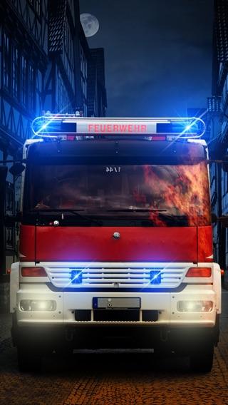Gyrophare pompier couleur