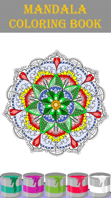 App Shopper Mandala Coloring Book 2018 Games