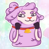 download Chloe The Sheep! Stickers