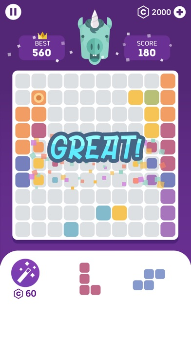Block Day(Block Puzzle) Скриншоты6