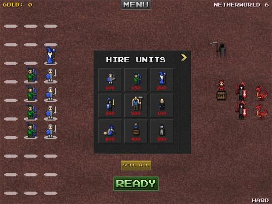 8bitWar: Netherworld screenshot 10