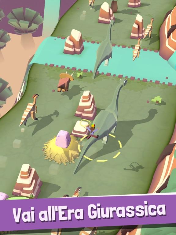 Rodeo Stampede: Sky Zoo Safari Screenshot