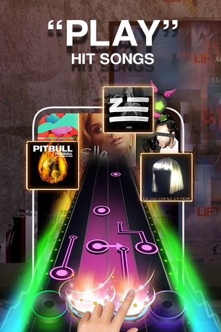 Beat Fever: Music Rhythm Game screenshot 1