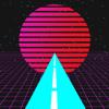 Matas Cuplinskas - VR Vaporwave Drive artwork