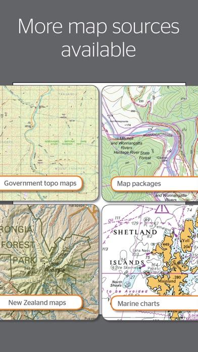 WD Maps Hema Australia Offline Topo Maps On The App Store - Us topo maps app wont download maps