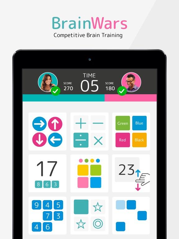 Brain Wars на iPad