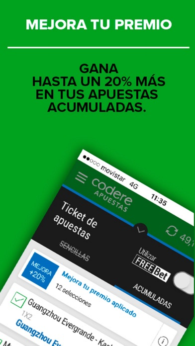 download Codere APPuestas apps 1