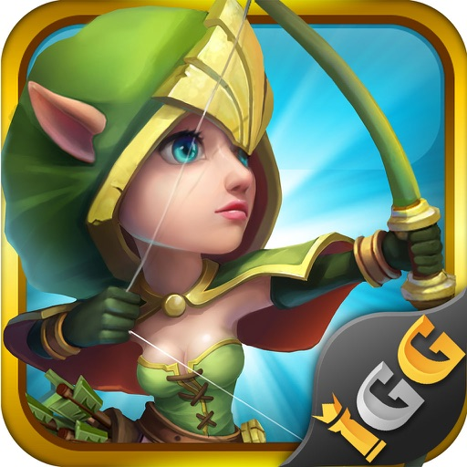 Castle Clash: Anniversary Party iOS Hack Android Mod