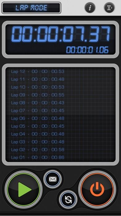 Screenshot #1 pour Stopwatch Timer: Gym, Workout
