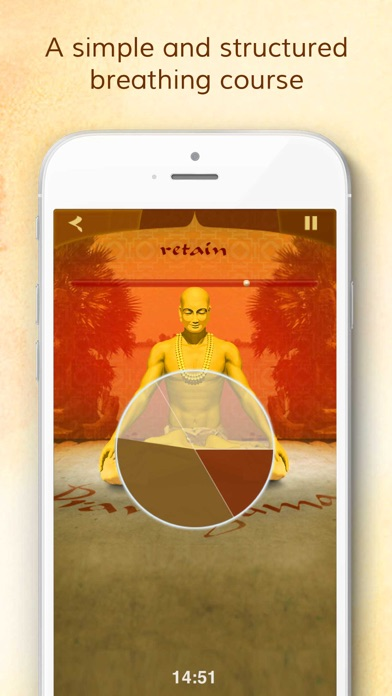 Health through Breath - Pranayama Screenshots